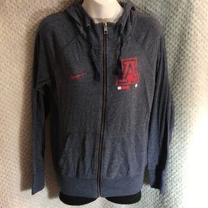 Nike University of Arizona DNA hooded Jacket S